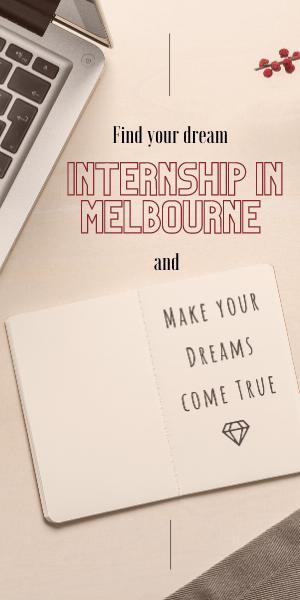 Internship in Melbourne
